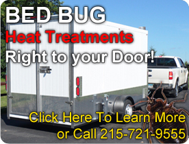 BEd Bug Heat Treatment Trailer